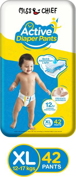 Miss & Chief Active Diaper Pants - XL