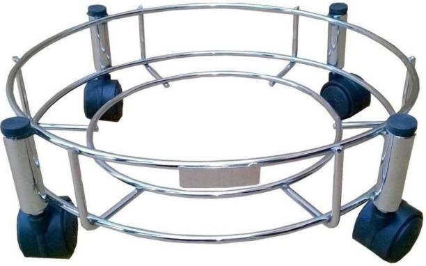 RAICHAND'S GAS TROLLEY STEEL Gas Cylinder Trolley