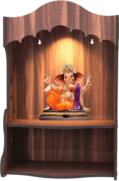 Wallwey décor HOME DECOR TEMPLE Engineered Wood Home Temple