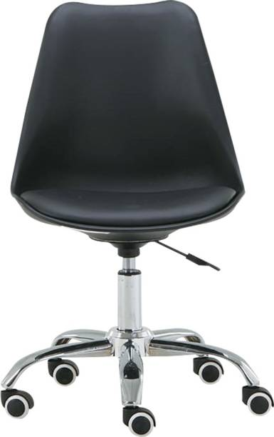 Aaron Leatherette Office Arm Chair