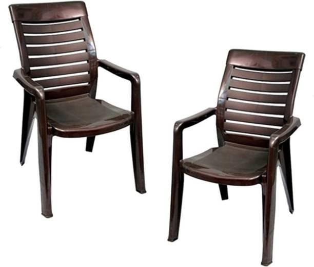 Nilkamal 2180 Plastic Outdoor Chair