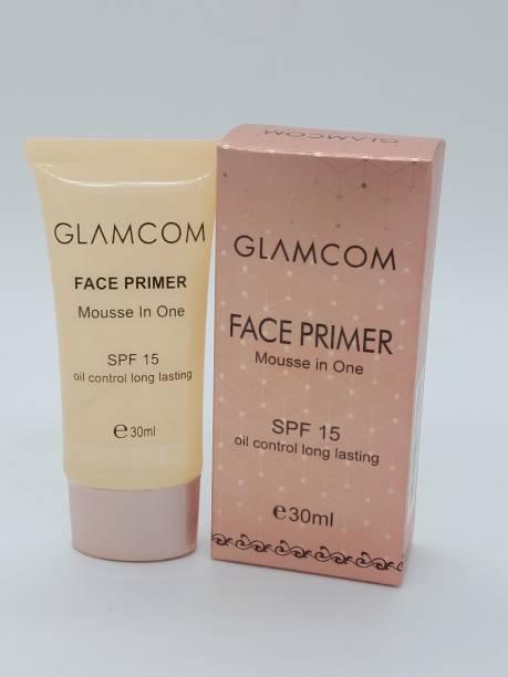 Glamcom Mousse in One Primer Tube Primer  - 30 ml