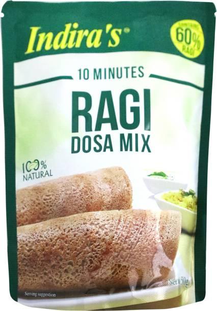 indira's Ragi Dosa Mix 500 g