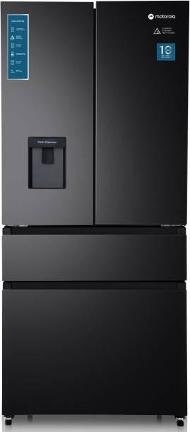 Motorola 533 L Smart Wifi Enabled Frost Free Multi-Door Refrigerator