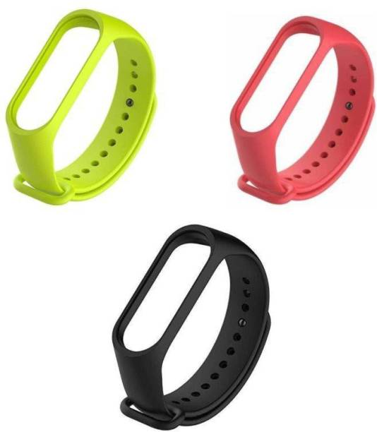 Ceol Soft Silicon Replacement Brand Strap Smart Band Strap