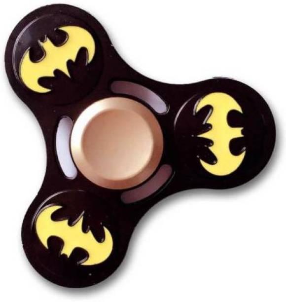 Wolfano Batman Fidget Spinner | Avengers | Long Spinning Time | Metallic Fidget Spinner | Stress Reducer | Fidget Spinner Full Metal | Fidget Toys