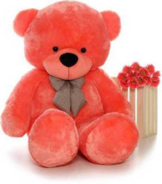 Balni 3 Feet Teddy Bear I Love You Jumbo For Some One Special - (Carrot) - 92 cm (Carrot )  - 92 cm