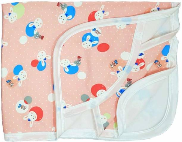LittleFly Cartoon Single Hooded Baby Blanket