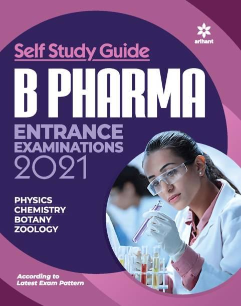 Self Study Guide B. Pharma Entrance Exam 2021