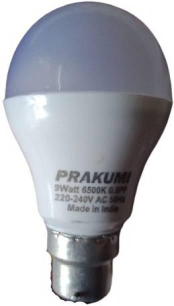 prakumi enterprises 12 W Round B22 LED Bulb