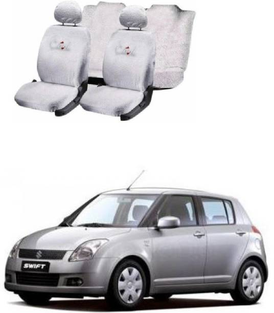 JMJW & SONS Cotton Car Seat Cover For Maruti Swift