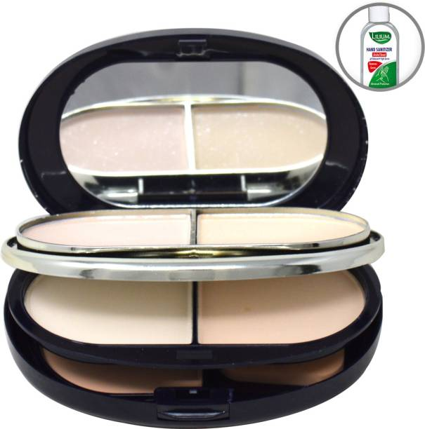 T.Y.A Good Choice India Compact, 101, 38g With Lilium Hand Cleanser Compact