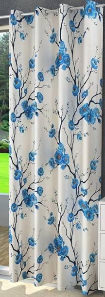 PARADISE HOME DECOR 152 cm (5 ft) Polyester Window Curtain Single Curtain
