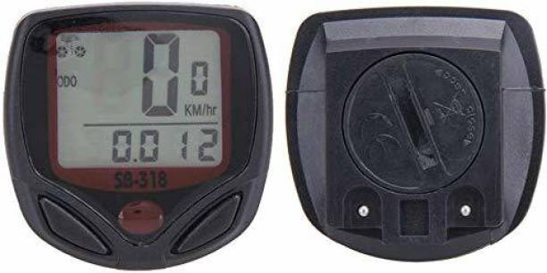 Lista Computer Odometer Speedometer Wired Cyclocomputer