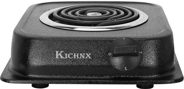 Kitchnx Heater -1250 G Coil Stove Hot Plate Induction Cook top Electric Cooking Heater Electric Cooking Heater