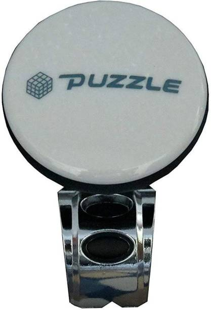 Trac PUZZLE Made In Korea WHITE Vehicle Steering Knob Vehicle Steering Wheel For Cars