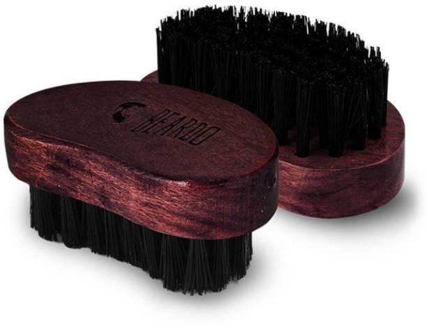 BEARDO Nylon Beard Brush | Made in India