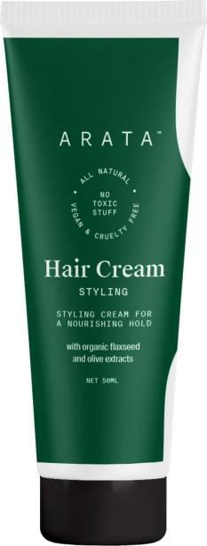 ARATA Hair Cream (50ml) Hair Cream