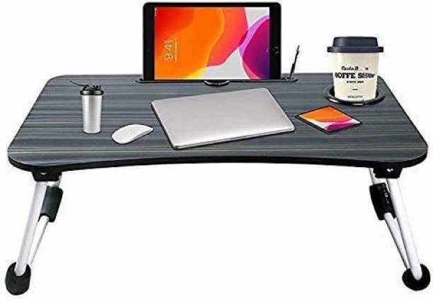 Mw Mall India Wood Portable Laptop Table