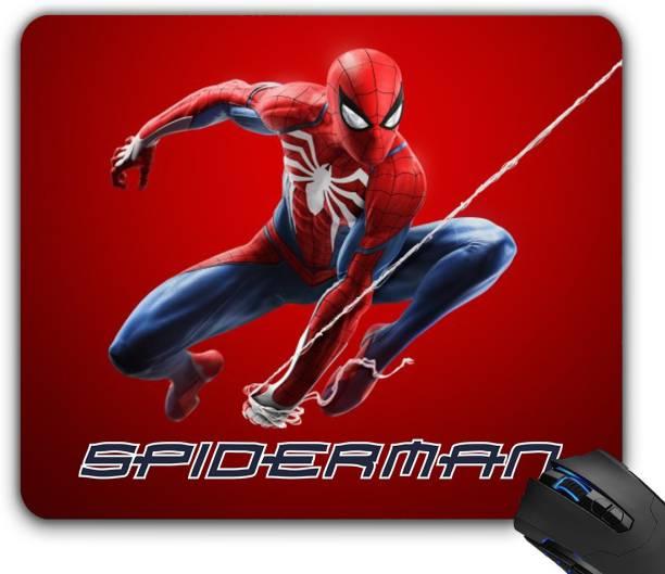 PrintMall Spider Man Mouse Pad-1 Mousepad