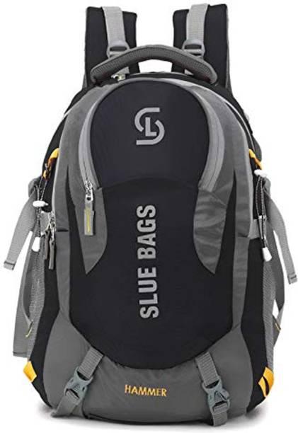 SLUE Hammer Travel Laptop backpack Tracking Bag Rucksack  - 40 L