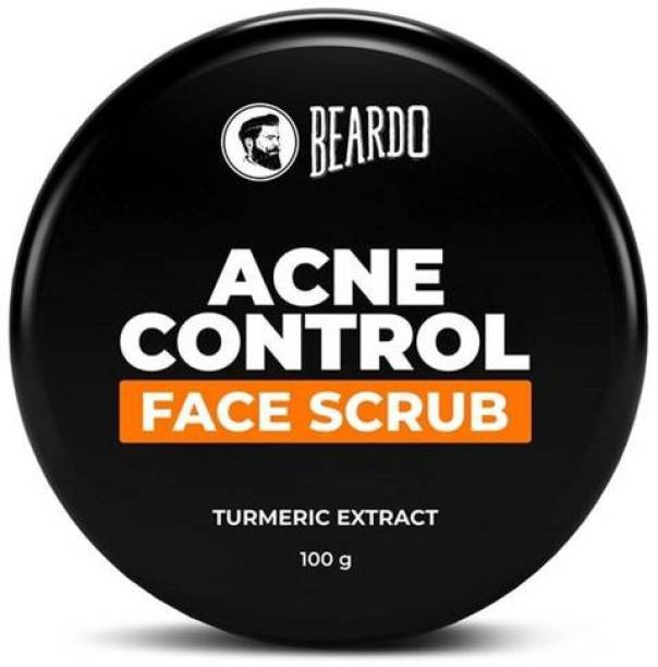 BEARDO Acne Control Face Scrub| Made in India Scrub