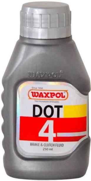 waxpol DOT 4 Clutch Fluid Brake Oil