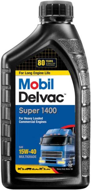 MOBIL Delvac Super 1400 SAE 15W-40 Multigrade Heavy Duty Engine Oil