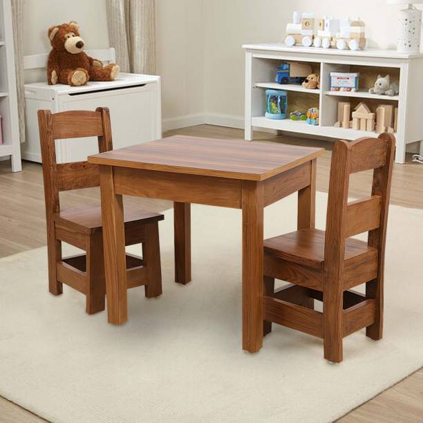 Springtek Joy & Me Kids Solid Wood 2 Seater Dining Set