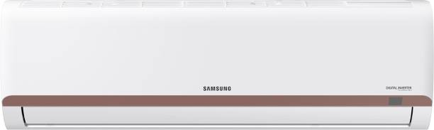 SAMSUNG 1.5 Ton 3 Star Split Inverter AC  - White, Brown