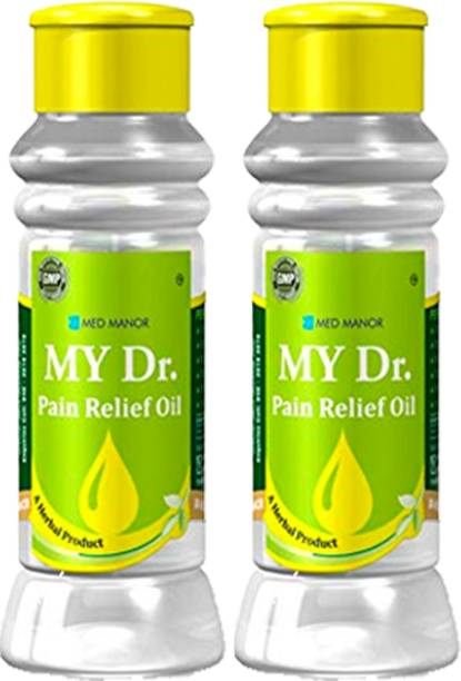 MY Dr. Pain Relief Oil 30ml (Pack Of 2) Liquid