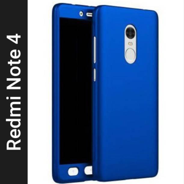 KartV Front & Back Case for Mi Redmi Note 4