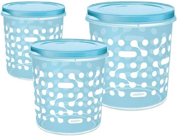 MILTON Storex container ( set of 3) (10L,7L,5L)  - 10 L, 7 L, 5 L Plastic Utility Container