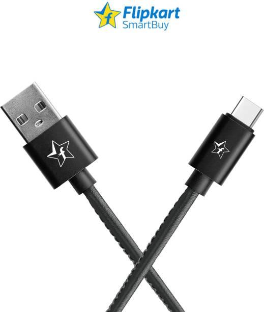 Flipkart SmartBuy ACRLB12M01 1.2 m USB Type C Cable