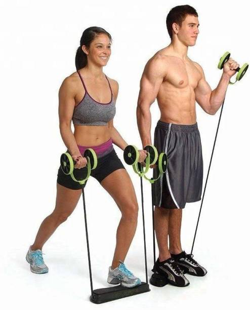 Myhoodwink Revolex Xtreme Ab Exerciser Home Gym equipment For Mens Or Womens Ab Exerciser