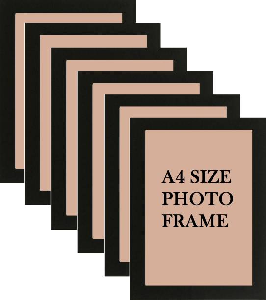 Lacuna Wood Photo Frame