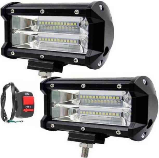 JBRIDERZ LED Fog Lamp Unit for Universal For Car Universal For Car