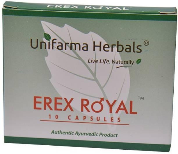 Unifarma Herbals Erex Royal