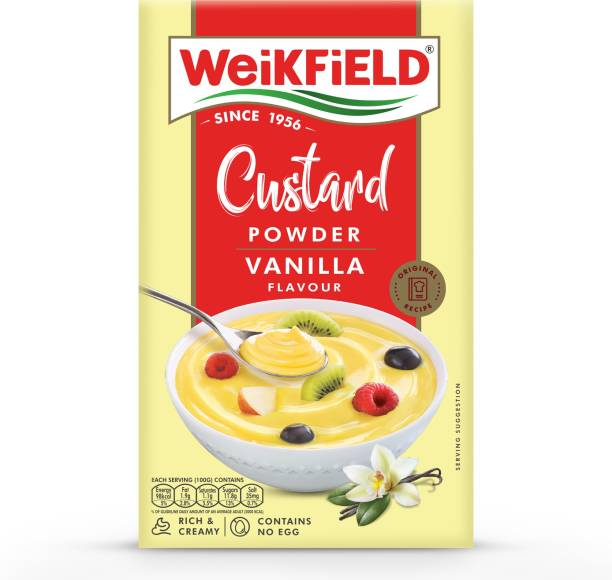 WeiKFiELD Vanila Flavour Custard Powder