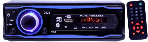Flipkart SmartBuy FSB-2029 Blue BLUETOOTH/USB/SD/AUX/FM/MP3 Car Stereo ( Single Din) Car Stereo