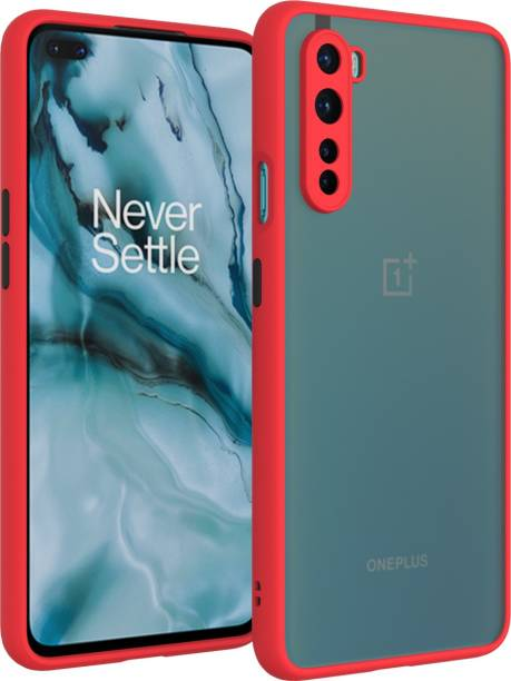 MECase Back Cover for Oneplus Nord