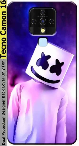 RDcon Back Cover for Tecno Camon 16