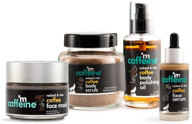 MCaffeine Must Have Winter Skincare Set
