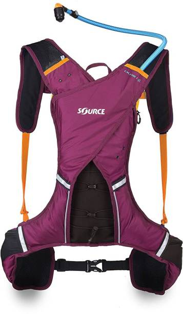 Source Dune X-Fit 1.5L Running Hydration Bag Purple Hydration Pack