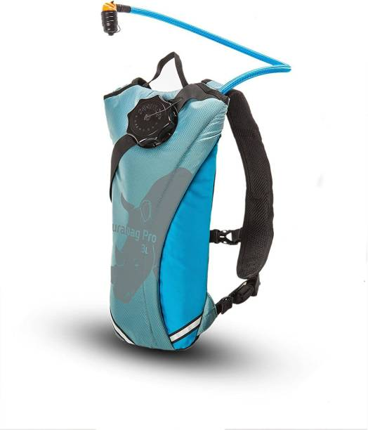 Source Durabag PRO 2L Hydration Pack Grey/Blue Hydration Pack