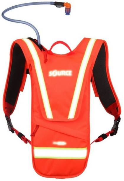 Source Firefly iVis Hydration Pack Orange, 2L Hydration Pack