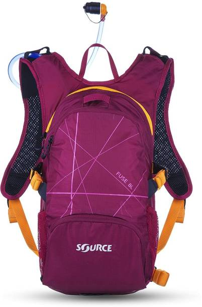 Source Fuse 2+6L Hydration Pack Purple Hydration Pack