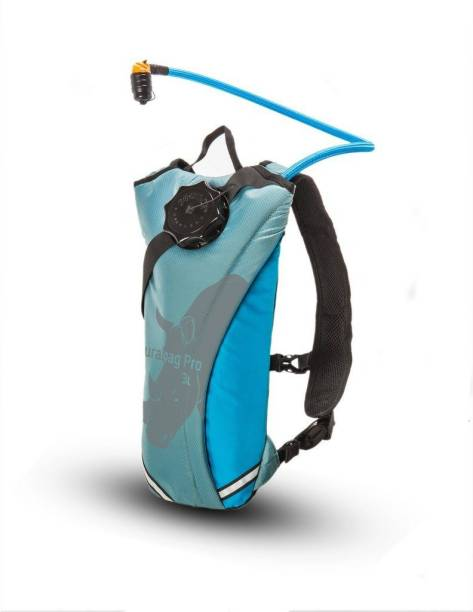 Source Durabag PRO 3L Hydration Pack Gray/Black Hydration Pack