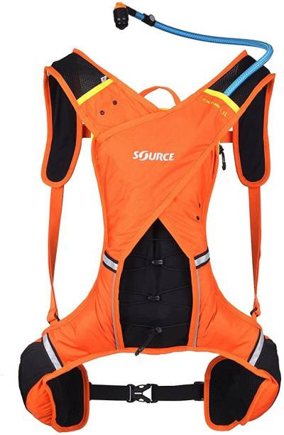Source Outdoor Dune 1.5L Hydration Pack, Orange/Yellow Hydration Pack