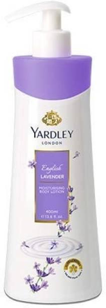 YARDLEY English Lavender Lotion 400Ml 1 Pcs